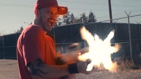 BIG ASS NERF GUNS!