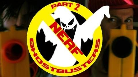 Halloween Special - Nerf Ghostbusters Pt. 2
