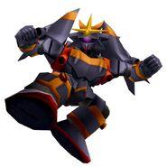 Gunbuster Super Robot Wars X-Ω2