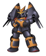 Super Robot Wars 3rd Z Mecha Sprite 257