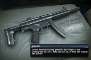 MP5 SD3 Screen