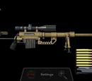 M200 Intervention Sniper Rifle