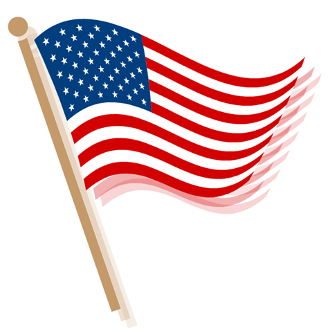 image american flag clip art waving waves png gun club wiki rh gunclub wikia com free clipart of us flag clipart of usa flag