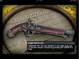 .50 Cal Flintlock Pistol