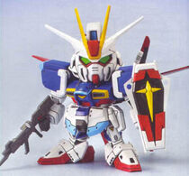 SD Gundam Impluse
