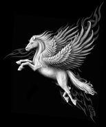 Pegasus Symbol