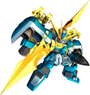 Gundam Burnlapius GGCR