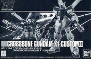 HGUC Crossbone Gundam X-1 Custom II