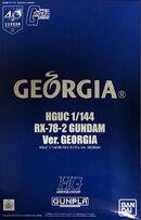 HGUC Gundam Ver.Georgia