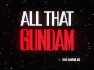 All That Gundam (10th anniversary) 03
