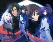 Gundam 00 A Wakening of a Trailblazer Novel RAW 006