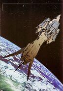 Mobile Suit Gundam 00 World Report - CBS-70 - Ptolemaios
