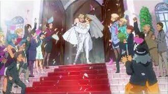 Mobile Suit Gundam Age Wedding Eve RAW