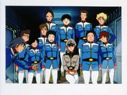 Mobile Suit Gundam Journey to Jaburo PS2 Cutscene 040 Matilda photo