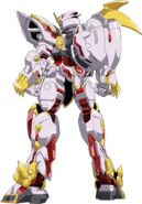 RX-Zeromaru (True Upgraded Form) (Rear)