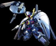 SD Gundam G Generation Cross Rays Abyss Gundam