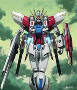 GAT-X105B-CM Build Strike Gundam Cosmos (GM's Counterattack) 02
