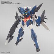 Mercuone Gundam (Gunpla) (Front)