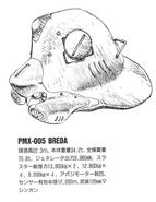 Pmx-005- Head
