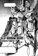RX-93-ν2V Hi-ν Gundam Vrabe (Ep 10) 02