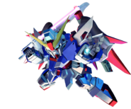 SD Gundam G Generation Cross Rays Destiny Gundam