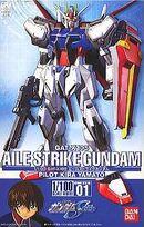 1-100 Aile Strike Gundam