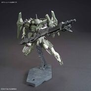 GNX-611T-G Striker GN-X (Gunpla) (Action Pose 1)
