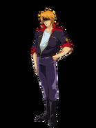 G Gen Genesis Custom Character (Male Titans Soldier)