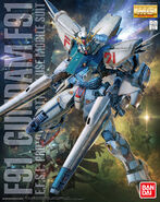 MG F91 Gundam Ver. 2.0