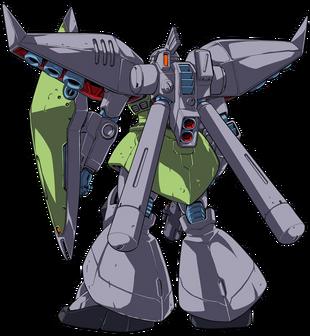 Rear (Commander Type)