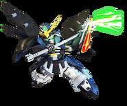 SD Gundam G Generation Cross Rays Gundam Deathscythe Hell