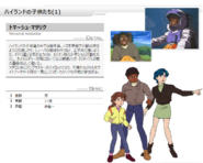 Victory Gundam Character Sheet 063