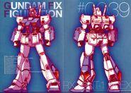 GFF - RX78NT1 Gundam Alex