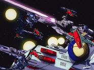 GM and Ball (Gundam 08th MS Team)