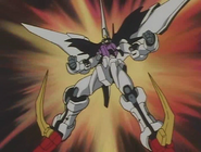 Gundam Heaven's Sword MS Mode