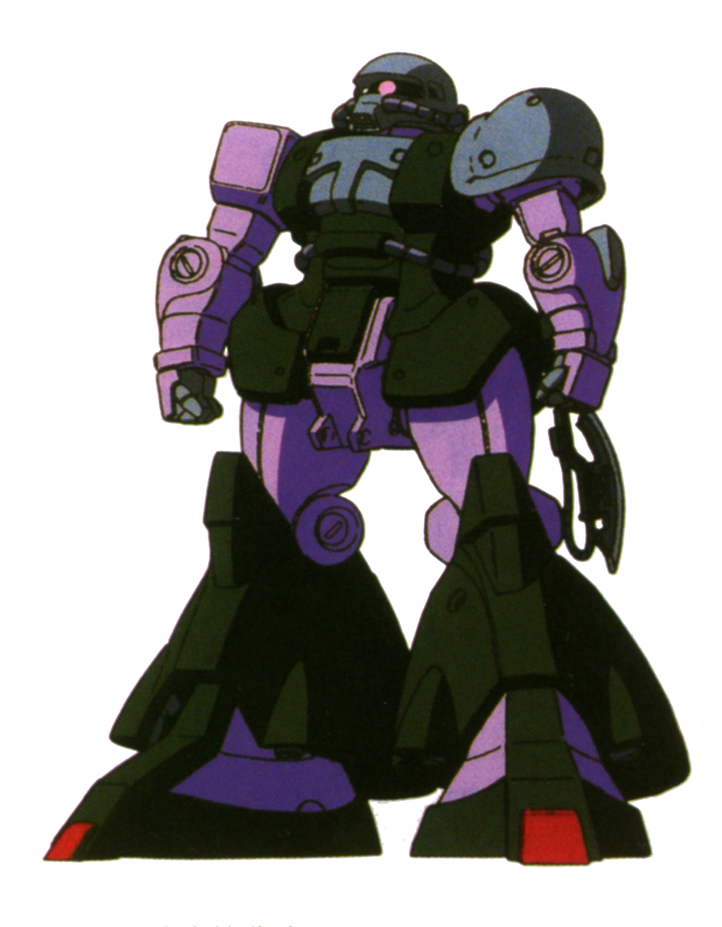 MS-06RD-4 Zaku High Mobility Test Type | The Gundam Wiki | FANDOM