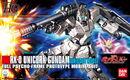 RX-0 Unicorn Gundam HG