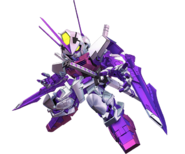 SD Gundam G Generation Cross Rays Gundam Astray Mirage Frame