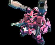 SD Gundam G Generation Cross Rays Gundam Flauros