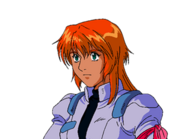 Super Gundam Royale Profile Francesca
