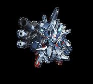 Super Gundam Royale ZII type