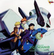 Victory Gundam Laser Disc 06