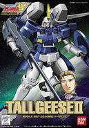 WF13 Tallgeese II