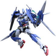 GN-0000DVR-A Gundam 00 Diver Ace (GBON)