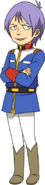 Gundam-san Character 6