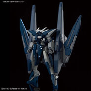 Gundam Zerachiel (Gunpla) (Front)