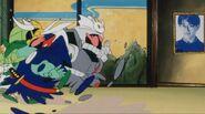 Mobile Suit SD Gundam's Counterattack - Episode 2 02