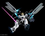 RX-9-B Narrative Gundam B-Packs (Gunpla) (Front)
