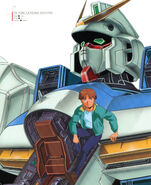 Victory Gundam Head