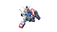 0 Gundam Particle-tank Crossray
